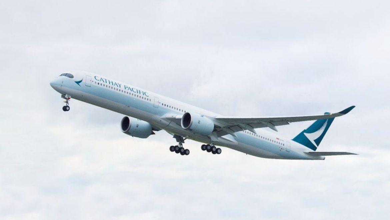קתאי פסיפיק בין חמש חברות התעופה הטובות בעולם
