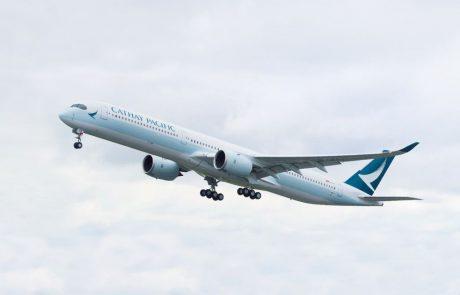 שיפור בהכנסות חברת התעופה קתאי פסיפיק