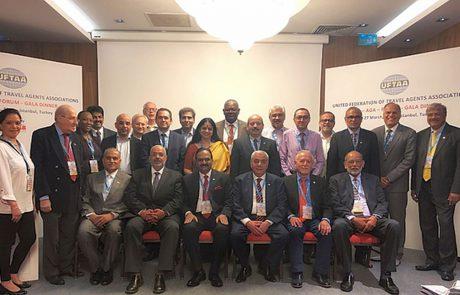 יוסי פתאל נבחר שוב לסגן נשיא ב- UFTAA