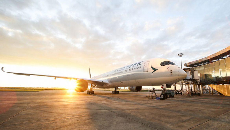 """מטוס האיירבוס המתקדם בעולם יופעל בקתאי פסיפיק בקו ת""""א-הונג קונג"""