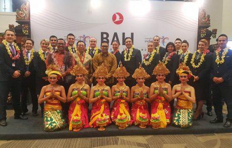 הטיסות הישירות של טורקיש איירליינס איסטנבול-באלי יצאו לדרך