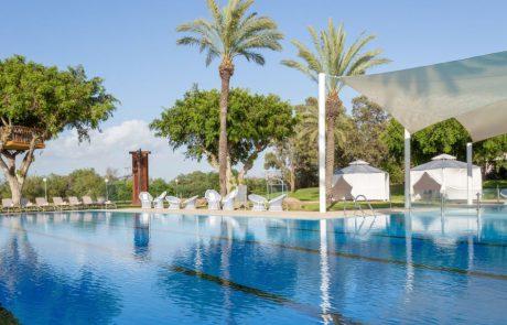 מלון דן קיסריה נהפך לריזורט מעודכן בהשקעה של 80 מיליון שקל