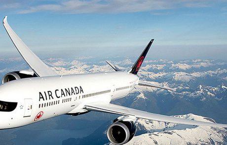 שיא בהכנסות תפעוליות לאייר קנדה ברבעון השני של השנה