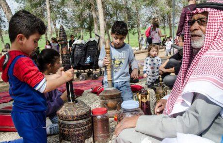 קסם המדבר – החוויה הבדואית בנגב