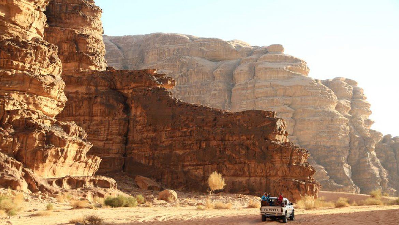 האם ישראל מחמיצה את התיירות המדברית?