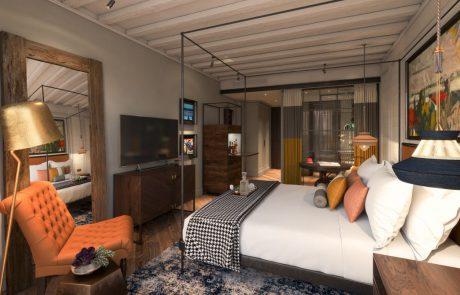 מלון מצפה הימים מרשת ישרוטל ייפתח לקראת סוף יוני