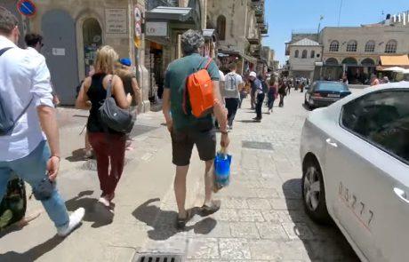 לשכת מארגני התיירות הנכנסת נגד מפקיעי מחירים לתיירים