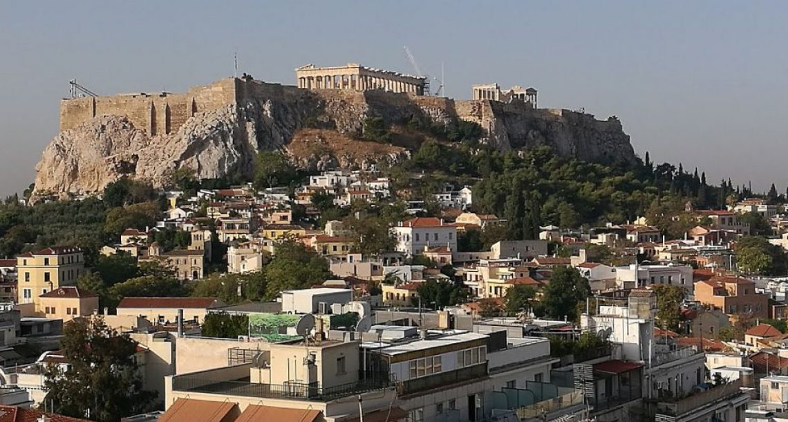 שיא של 5.5 מיליון כניסות תיירים צפוי בעיר אתונה השנה