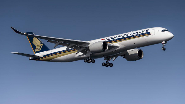 סינגפור איירליינס השיקה את הטיסה המסחרית הארוכה בעולם