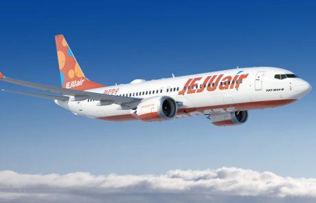 ג'ג'ו אייר רוכשת 40 מטוסי בואינג 737 MAX