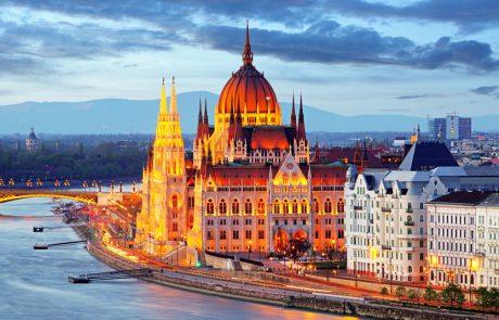 """בודפשט: העיר שהיא """"התבלין של אירופה"""""""