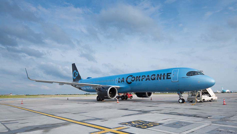 חברת La Compagnie:  לטוס לפריז וניו יורק במטוס שכולו מחלקת עסקים