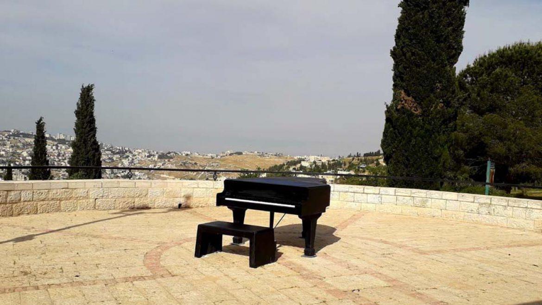 """""""מוצרט בטיילת"""", לעידוד התיירות בירושלים"""