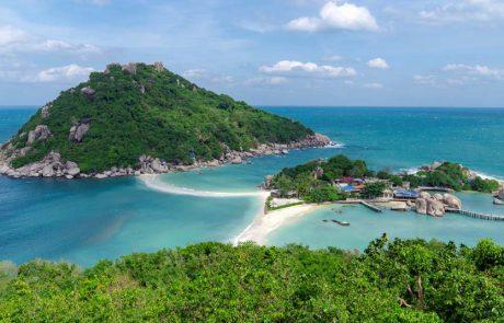 האיים קו-סאמוי, קו-פנגן וקו-טאו נפתחו לתיירים