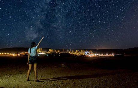 נוקדים עם כוכבים: פסטיבל מדברי חוויתי בכפר הנוקדים