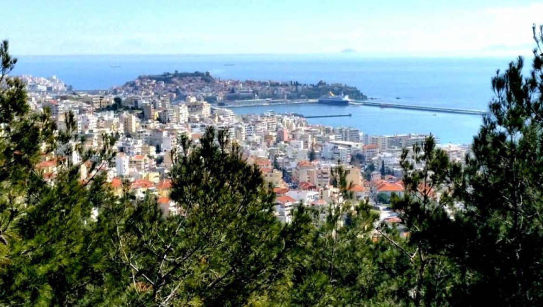 קָוַואלָה, העיר היפיפייה העולה מן הים בצפון-מזרח יוון