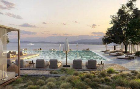 מלון Domes of Corfu, Autograph Collection יפתח ב-1 ביולי