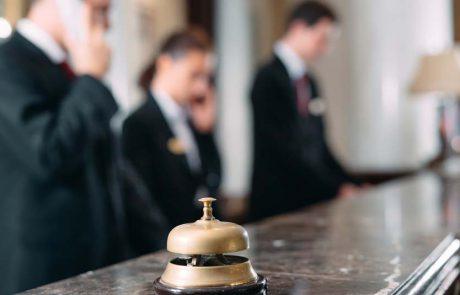 """פדיון המלונות במחצית הראשונה של השנה הסתכם ב-2.6 מיליארד ש""""ח"""