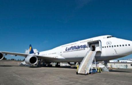 לופטהנזה ובואינג חוגגות 50 מטוסי 747-8