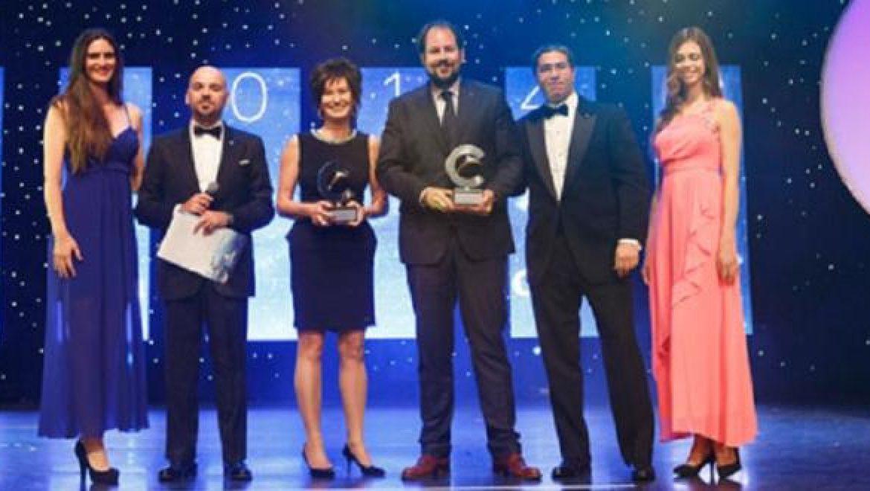 מד קרוזס זכתה במקום הראשון בהיקף המכירות באירופה ב- 2014
