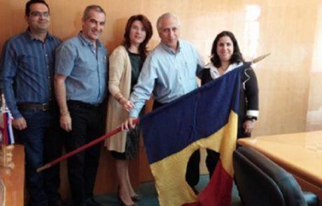 אופיר טורס פועלת לקידום התיירות לרומניה