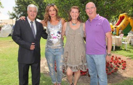 מסיבת דנילנד השנתית נערכה במלון דן קיסריה