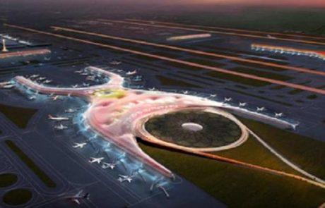 וידאו: מגה נמל תעופה יוקם במקסיקו סיטי