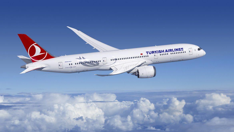 מטוסי דרימליינר חדשים לטורקיש איירליינס
