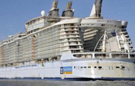 רויאל קריביאן הזמינה אוניה רביעית מסדרת אואזיס