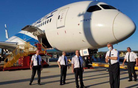 אל על: החלפת מהלומות בין ההנהלה לטייסים