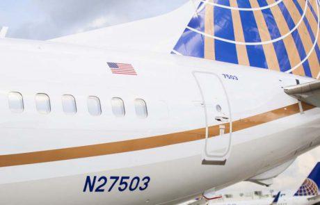 יונייטד איירליינס הזמינה 270 מטוסים חדשים