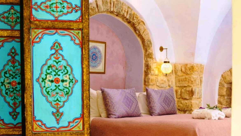 The Way Inn – מלון בצפת בעיצוב נדיר ואירוח מפנק