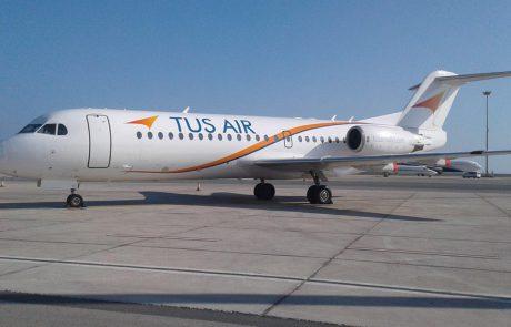 טוס איירווייס תפעיל טיסות ישירות משדה דב ללרנקה