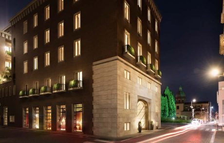 בית האופנה בולגארי יפתח מלון מפואר ברומא