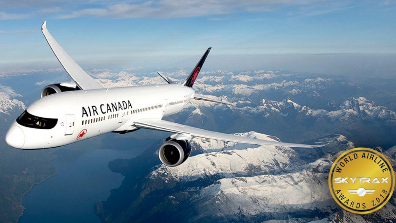 אייר קנדה חתמה על הסכם בלעדי לרכישת אייר טרנסאט