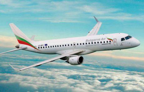 """בולגריה אייר מתכננת לחדש את הטיסות לנתב""""ג כבר החודש"""
