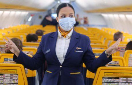 98% מטיסות ריינאייר הגיעו בזמן בספטמבר 2020