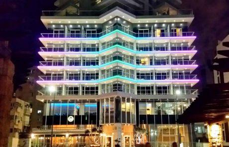 מלון ספא מגדל דוד: אלף לילה ולילה בנתניה