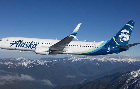 אלסקה איירליינס תצטרף בסוף השנה לברית התעופה וואן וורלד