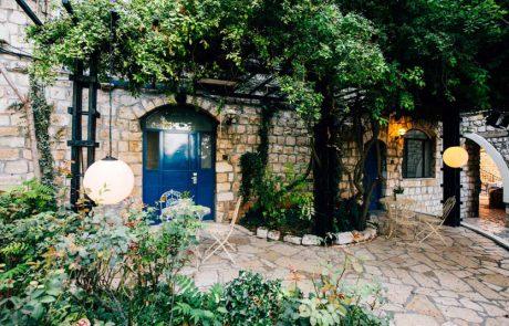 ראש ממשלת ישראל ורעייתו התארחו במלון רות צפת