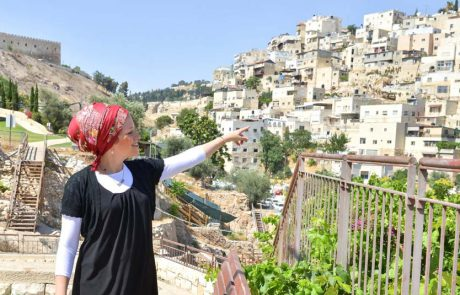 תיירות נשית: נשים ירושלמיות פותחות את ביתן במסגרת סיורי סליחות