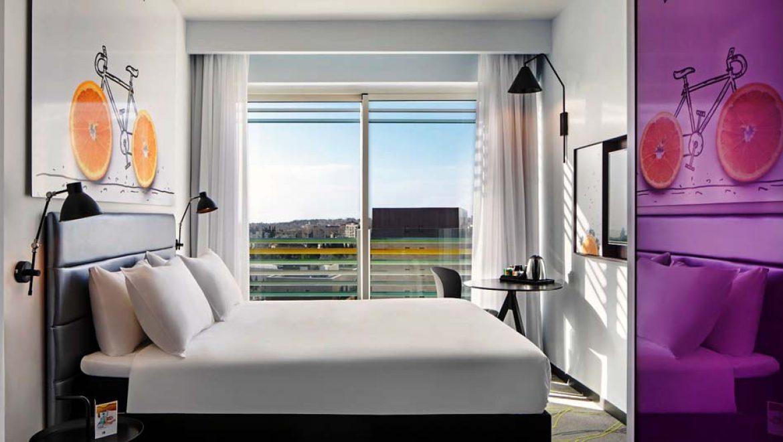 רשת מלונות ACCOR פותחת מחדש את המלונות בירושלים