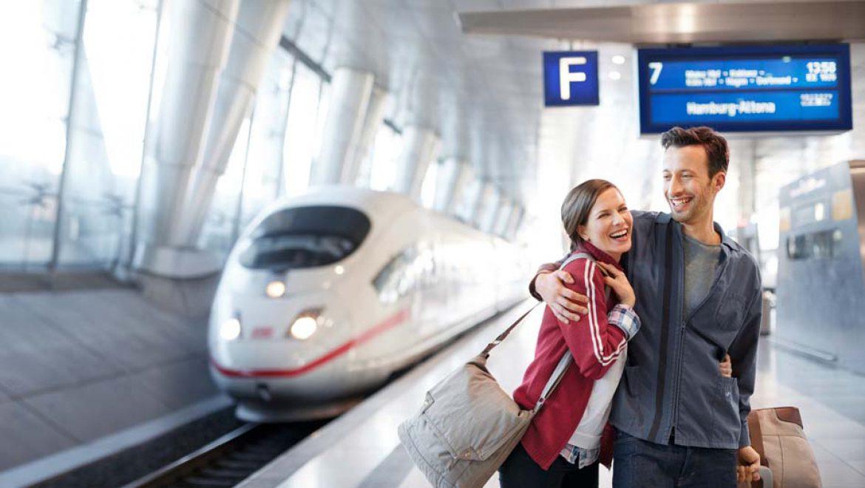 חדש! רכבות סופר מהירות לנמל התעופה של פרנקפורט