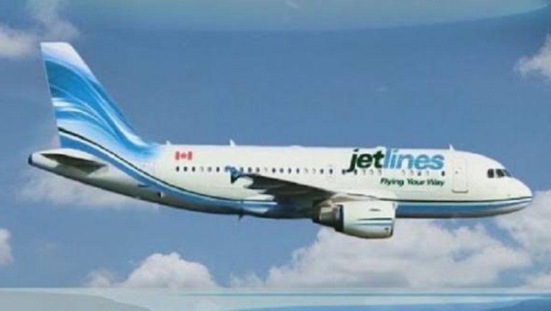 ג'טליינס: חברת תעופה אולטרה לאו קוסט קנדית