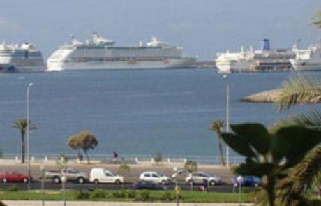 האירופאים הציפו את אוניות הקרוזים בשנת 2013