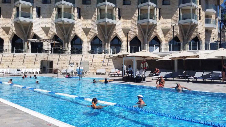 הנתונים האופטימיים של ענף התיירות בירושלים