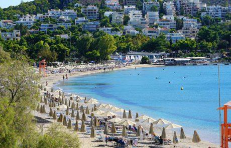 החופים היפים ביותר בסביבת אתונה