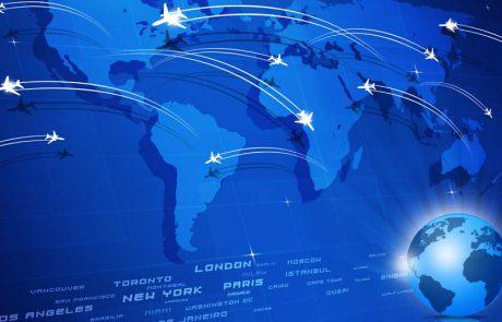 שוק התעופה העולמי עומד להיות קטן יותר