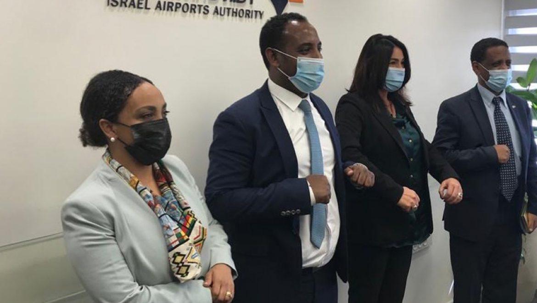 """""""אשקול להפעיל טיסות לאפריקה, בסמכותי להוסיף יעדים נוספים"""""""