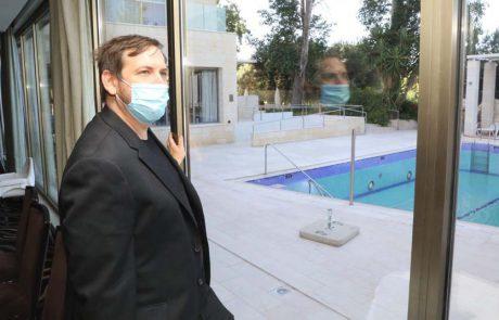 """""""יום חשוב מחר לתעשיית התיירות בישראל עם תחילת פתיחת המלונות"""""""